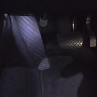 フットランプ光量調節