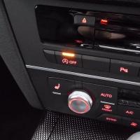 アウディ、ポルシェ アイドリングストップキャンセルボタン メモリー機能