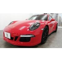 PORSCHE 911 Carrera GTS コーディング